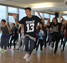 hip-hop kim workshop 2013